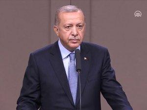 Erdoğan: Sözler tutulmazsa harekatımızı kaldığı yerden devam ettireceğiz