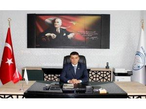 Kayyum Mehmetbeyoğlu göreve başladı