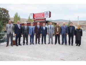 Başkan Işık, yurt müdürleri ile bir araya geldi