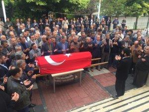 Akçadağ eski belediye başkanı İbrahim Koşar toprağa verildi
