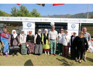 Büyükşehir Belediyesi Marmaris'te tarımı anlattı