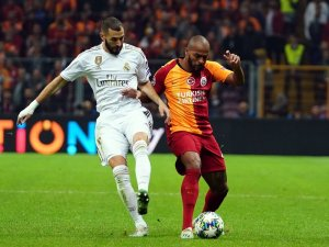 UEFA Şampiyonlar Ligi: Galatasaray: 0 - Real Madrid: 1 (Maç sonucu)