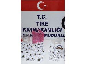 İzmir polisinden uyuşturucuya geçit yok