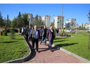 Yemyeşil Karaköprü için çalışmalar sürüyor