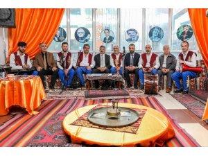 Vali Bilmez, Van Kültür Evi'nin açılışını yaptı