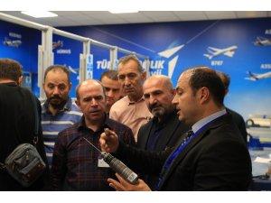 Türk Havacılık ve Uzay Sanayii, öğretmenleri havacılık alanında eğitmeye devam ediyor