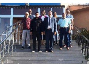Hisarcık ve Emet MYO yöneticilerinin eş güdüm toplantısı