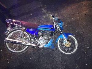 Motosiklet hırsızlığından gözaltına alındı