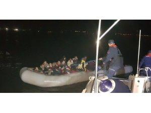 Didim'de 111 düzensiz göçmen yakalandı