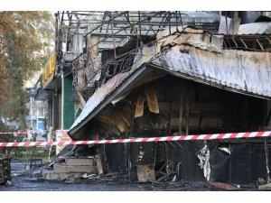 Kırgızistan'daki patlamada 1 kişi öldü