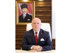 Başkan Sekmen'den Gazi Mustafa Kemal Atatürk'ü anma mesajı