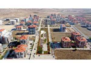 Çünür Yenişehir'e 37 bin metrekarelik yaşam ve spor alanları