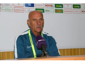 Giresunspor - Osmanlıspor maçının ardından