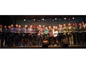 Erzincan Tanıtım Günleri'nde Binali Yıldırım'a yoğun ilgi