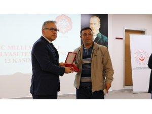 Niğde'de 37 Kıbrıs Gazisine madalya verildi