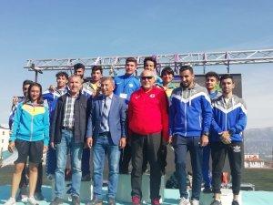 Atatürk'e Saygı Gençlik Yol Koşusunda ADÜ'den büyük başarı