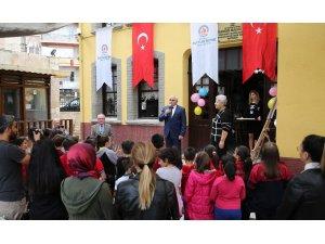 Tarihi Balcı Evi'nde şiir günleri