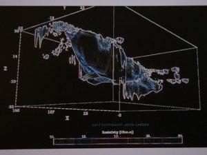 'Nuh'un Gemisi' 3 boyutlu görüntülendi