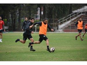 Aliağaspor FK, Bergama deplasmanına hazırlanıyor