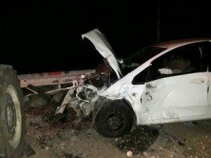 Hatay'da zincirleme kaza: 6 yaralı