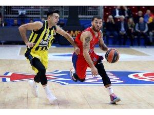Turkish Airlines EuroLeague: CSKA Moskova: 88 - Fenerbahçe Beko: 70
