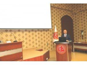 Müdür Başyiğit: Kütahya derslik başına düşen öğrenci sayısı Türkiye ortalamasının altında