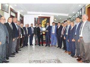 Esnaf, Sanatkarlar ve Kooperatifçilik Genel Müdürü Erkan'dan Eskişehir esnafına ziyaret