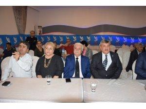 Aksakal, Adana'da konuştu