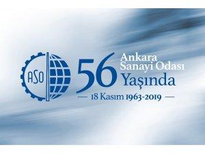Ankara Sanayi Odası 56 yaşında