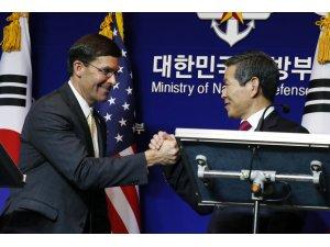 ABD ve Güney Kore ortak hava tatbikatını erteledi