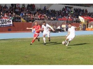 TFF 2. Lig. Zonguldak Kömürspor 0 : Gümüşhanespor : 1