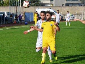 TFF 3. Lig: Fatsa Belediyespor: 2 - Ağrı 1970 Spor: 2