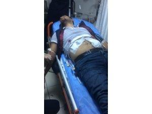 Mersin'de alacak verecek kavgasında 1 kişi yaralandı