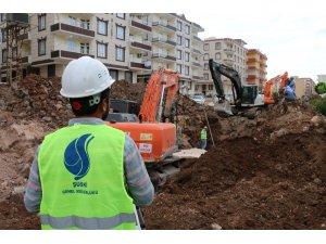 Viranşehir'de yaşanan alt yapı sorunu çözüme kavuştu