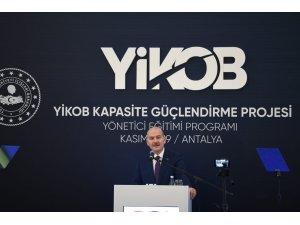"""Bakan Soylu: """"Hangi terör örgütü varsa ezer geçeriz"""""""