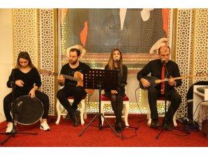 Atatürk'ün Sevdiği Türküler ve Şiirler Konseri