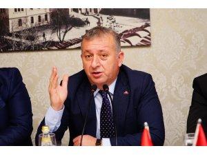 Başkan Aydın, görevdeki 1 yılını değerlendirdi