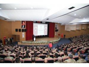 """Bingöl'de """"Güvenlik Korucuları Hizmet İçi Eğitim"""" programı"""