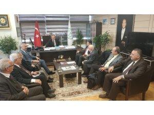 DSİ Genel Müdürü Aydın 'la Zonguldak ve bölgesi konuşuldu