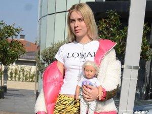 Aleyna Tilki'nin bebeğinin sırrı