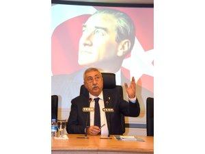 """TESK Genel Başkanı Palandöken, """"Çek kanunu ile ilgili çalışmaların takipçisiyiz"""""""