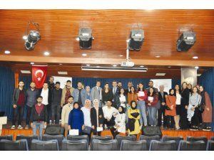 Genç girişimciler Sungurlu'da buluştu