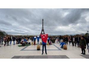 Eyfel'de Türk rüzgarı