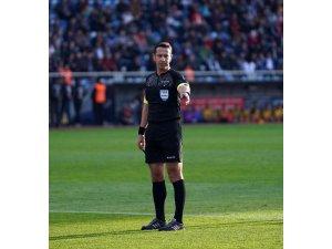 Kayserispor-Sivasspor maçını Özkahya yönetecek