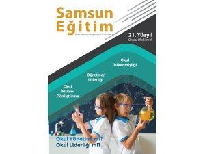 Samsun Eğitim dergisi 2. sayısı çıktı