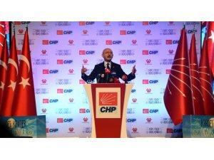 Kılıçdaroğlu, İzmir'de belediye başkanlarıyla buluştu