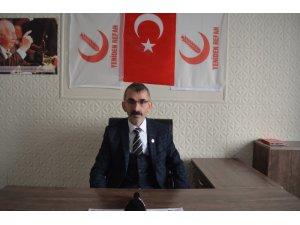"""Kemal Yıldız, """"Coşkulu Bir Şekilde Yapılan 1. Olağan Kongremiz Türkiye'ye Net Bir Mesaj Verdi"""""""