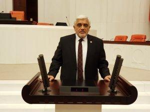 Milletvekili Dülger'in 24 Kasım Öğretmenler Günü