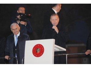 Cumhurbaşkanı Erdoğan'dan Bayındır'a müjde