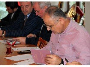 GSYİAD Sarı Kırmızı Kareler yarışmasının oylaması yapıldı